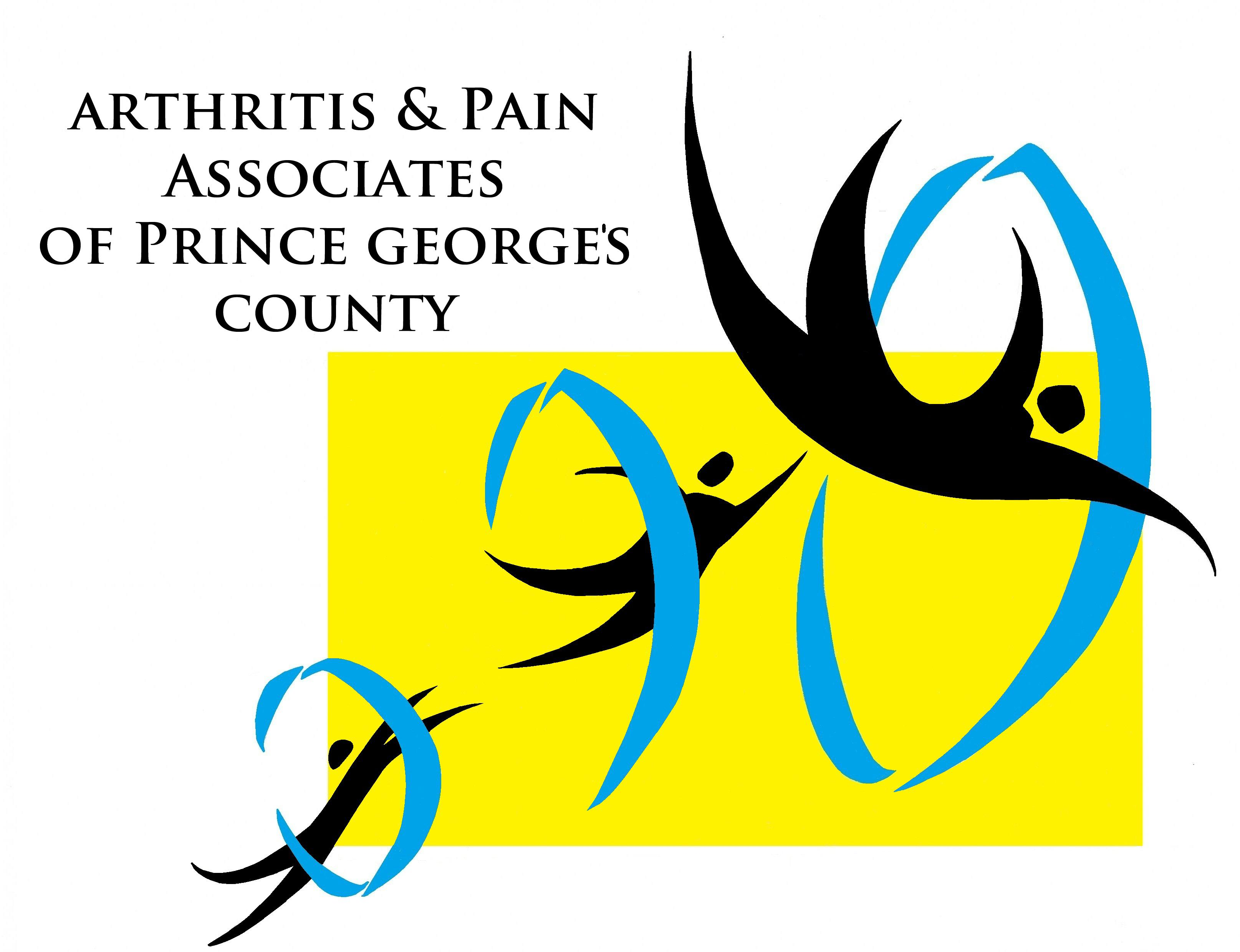 arthritis and pain associates of prince george's county logo